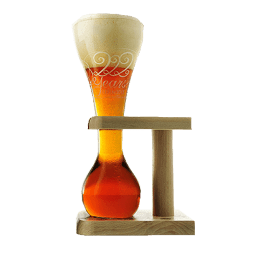 Pauwel Kwak 222 Limited Edition Glass With Stand