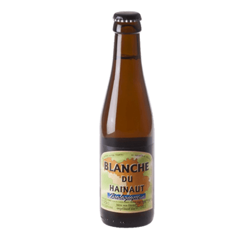 Brasserie Dupont Blanche Du Hainaut Biologique