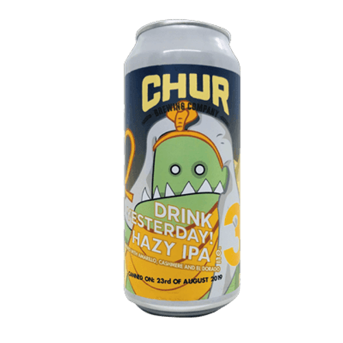 Chur Drink Yesterday Hazy IPA - No.3