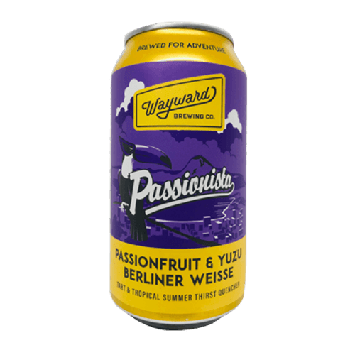 Wayward Passionista Sour Ale 375ml Can