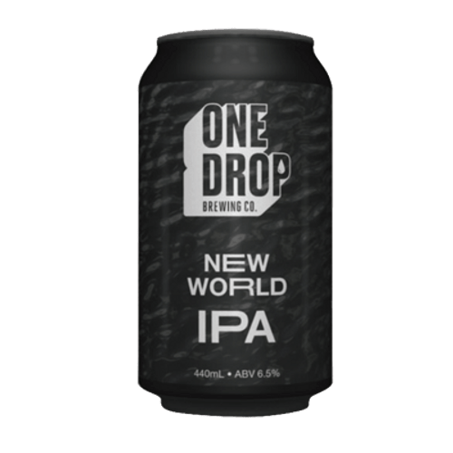 One Drop New World IPA