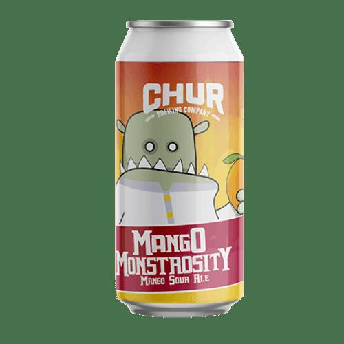 Chur Mango Monstrosity Mango Sour Ale