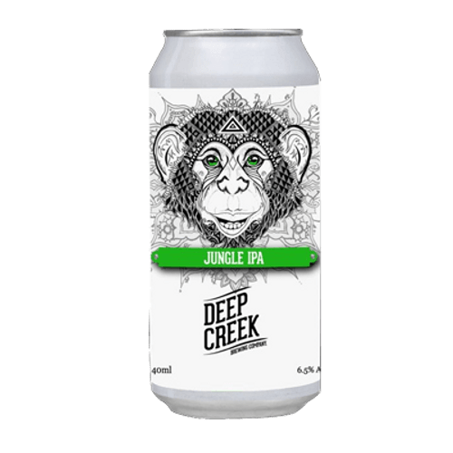 Deep Creek Mischief Jungle IPA