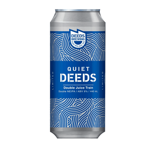 Deeds Double Juice Train Double NEIPA