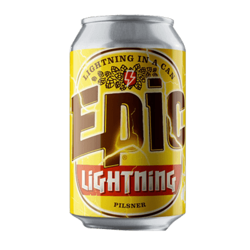 Epic Lightning Pilsner