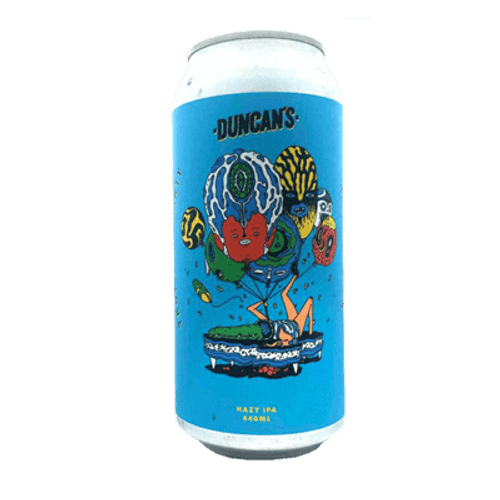 Duncan's Tropicana Party NEIPA