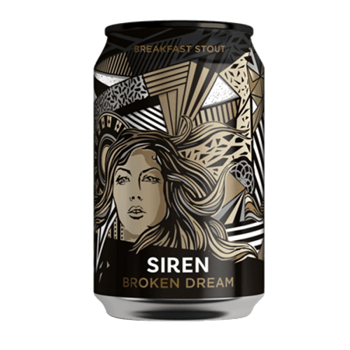 Siren Broken Dream Oatmeal Stout