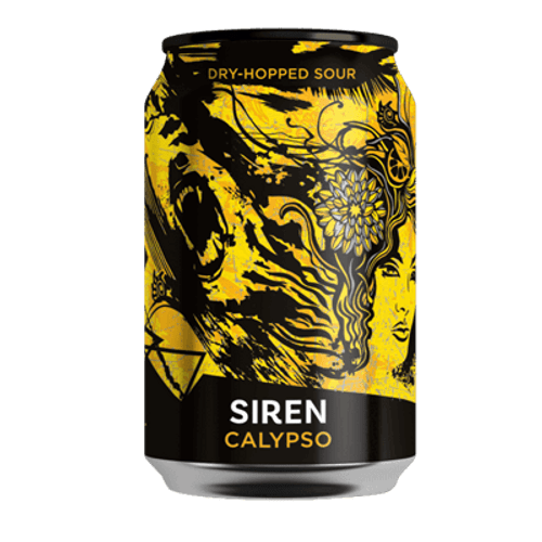Siren Calypso Dry Hopped Sour Ale