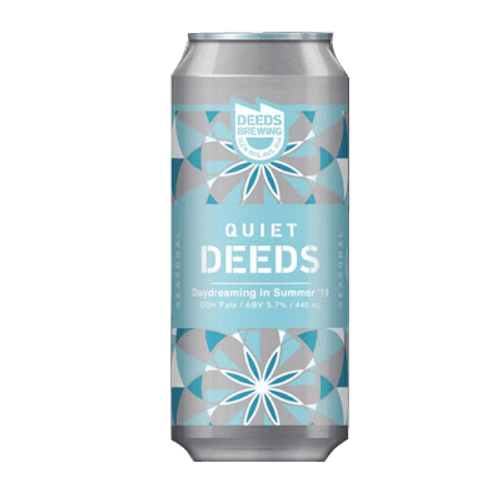 Quiet Deeds Daydreaming In Summer Hazy Pale Ale