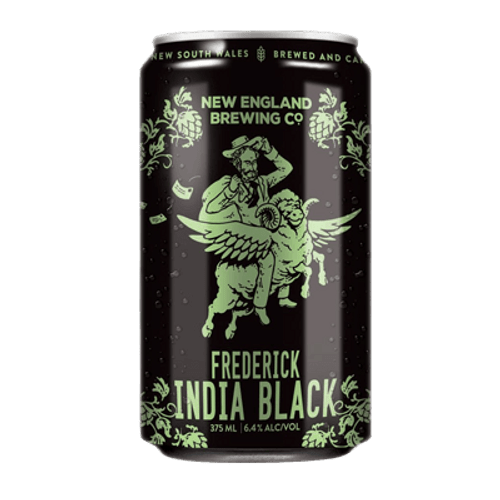 New England India Black Ale