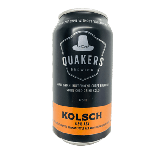 Quakers Hat Kolsch