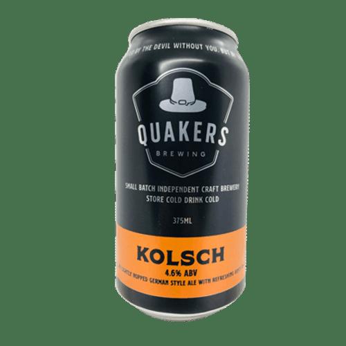 Quakers Hat Kolsch