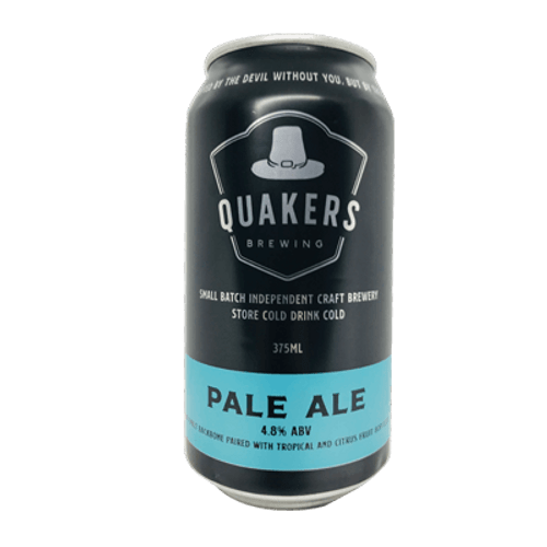 Quakers Hat Pale Ale
