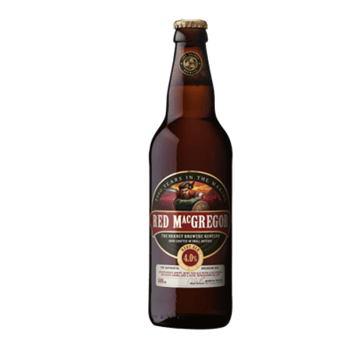 Orkney Red MacGregor Red Ale