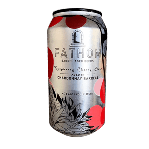 Fathom Belgian Style Red with Cherry & Raspberry