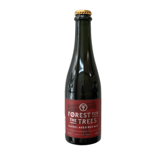 Forest For The Trees Barrel Aged Red Ale