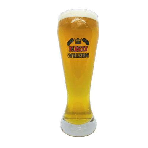 Erdinger Eku Weizen Glass 500ml