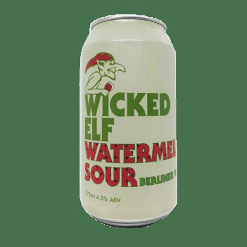 Wicked Elf Watermelon Sour Berliner Weisee