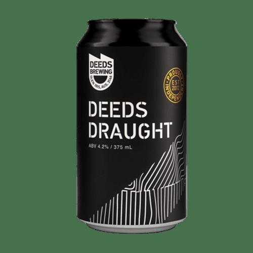 Deeds Deeds Draught