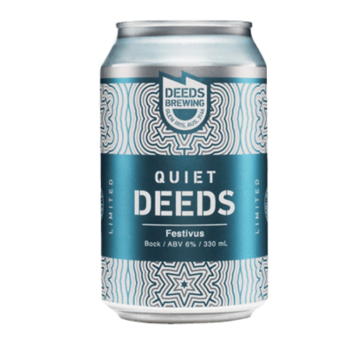 Quiet Deeds Festivus Rock Bock