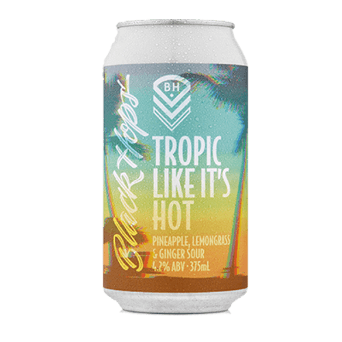 Black Hops Tropic Like It's Hot
