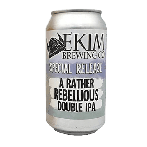 Ekim A Rather Rebellious Double IPA