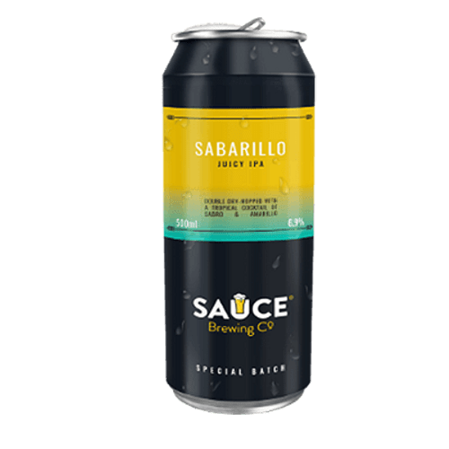 Sauce Sabarillo Juicy IPA