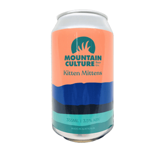 Mountain Culture Kittens Mittens IPA