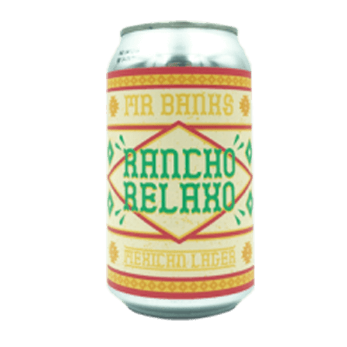 Mr Banks Rancho Relaxo - Mexican Lager