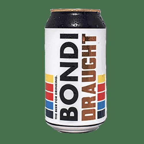 Bondi Draught Lager