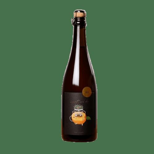 Black Arts Apricot Wild Ale