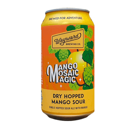 Wayward Mango Mosaic Magic Sour Ale