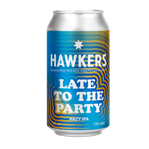 Hawkers Late To the Party Hazy IPA