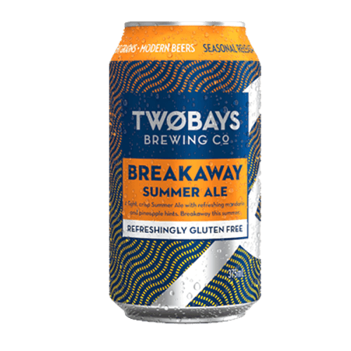 Two Bays Breakaway Summer Ale