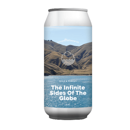 Cloudwater The Infinite Sides Of The Globe NZ IPA