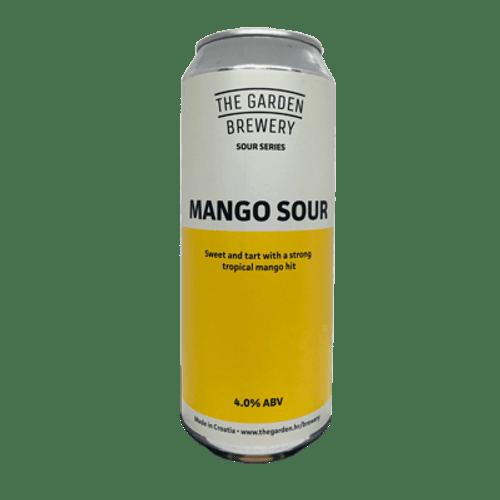 The Garden Mango Sour Ale