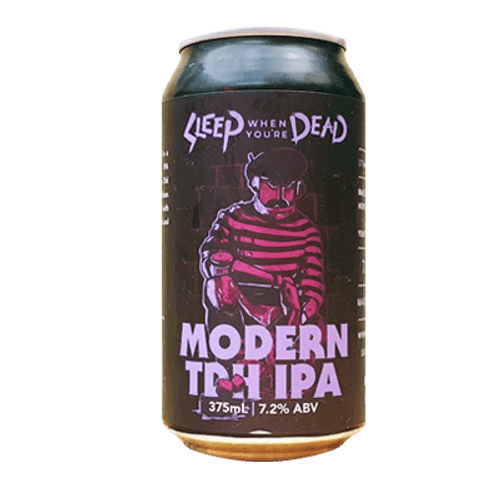 Ballistic Sleep When You're Dead Modern TDH IPA