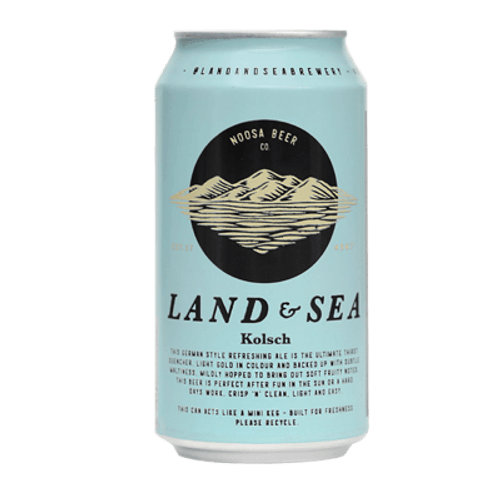 Noosa Beer Land & Sea Kolsch