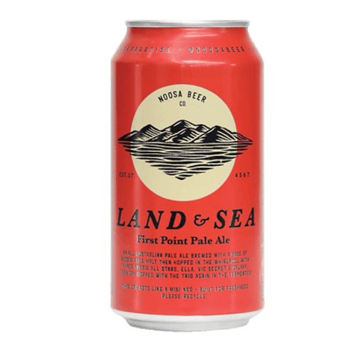 Noosa Beer Land & Sea Pale Ale