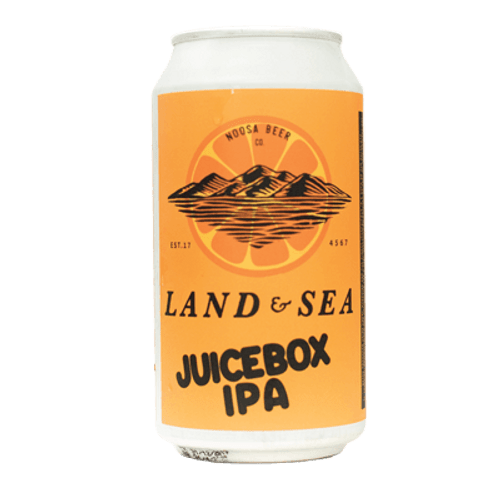 Noosa Beer Land & Sea Juicebox Hazy IPA