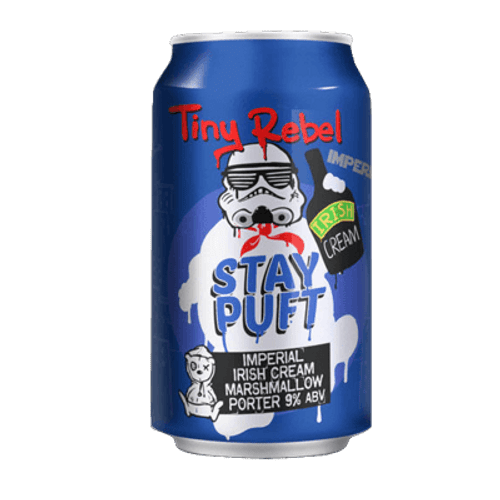 Tiny Rebel Imperial Irish Cream Stay Puft Porter