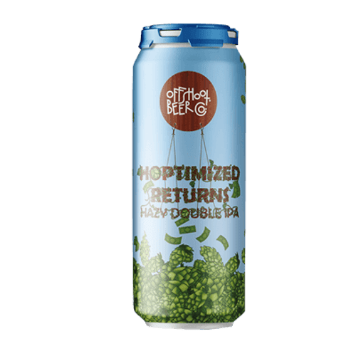 Offshoot Hoptimized Returns Hazy DIPA