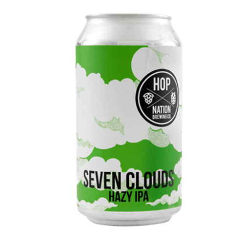 Hop Nation Seven Clouds NEIPA