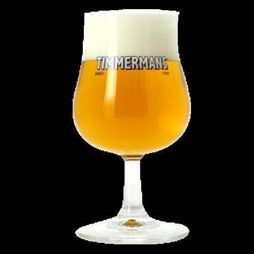 Timmermans Tulip Beer Glass