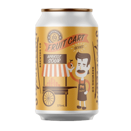 Slipstream Fruit Cart: Apricot Sour