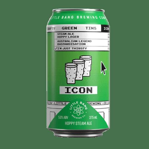 Little Bang Icon Hoppy Steam Ale