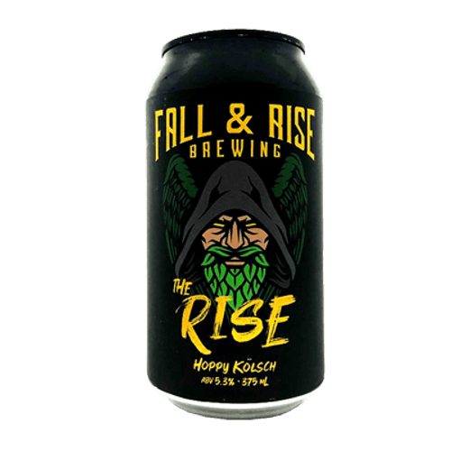 Fall & Rise The Rise Hoppy Kolsch