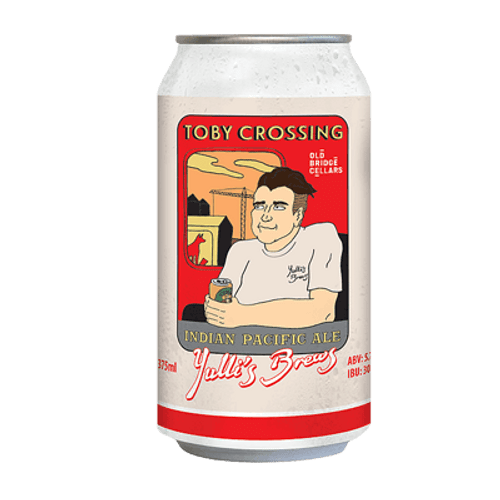 Yulli's Brews Toby Crossing Indian Pacific Ale