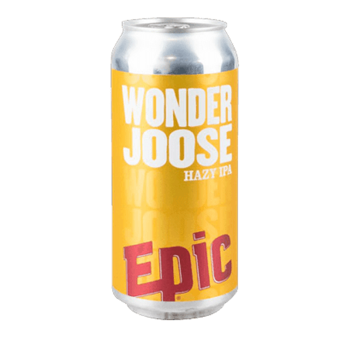 Epic WonderJoose Hazy IPA