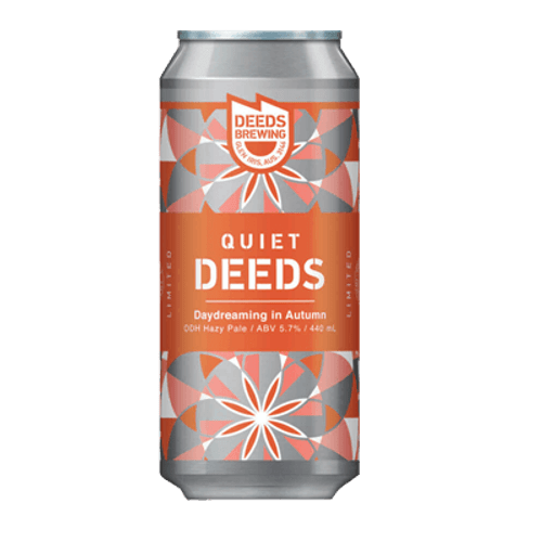 Deeds Daydreaming in Autumn DDH Hazy Pale Ale